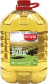 Delizio huile de soja 5L